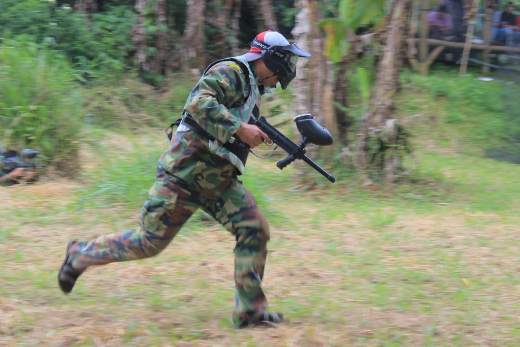 outbound paintball di puncak