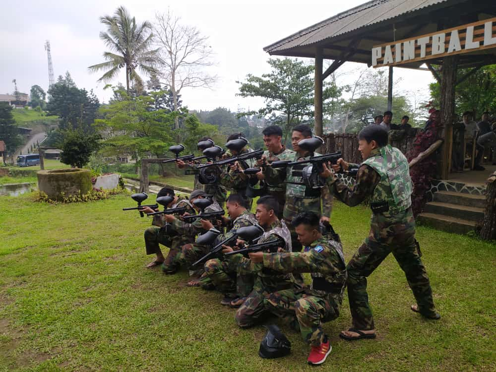 Outbound Paintball puncak