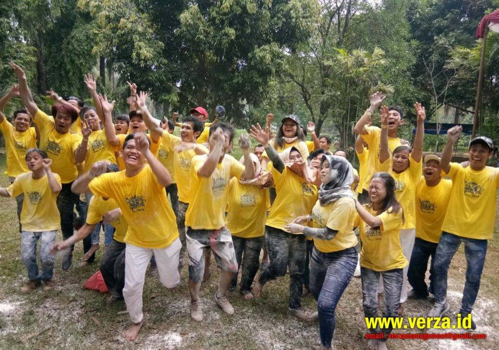 fun game puncak outbound