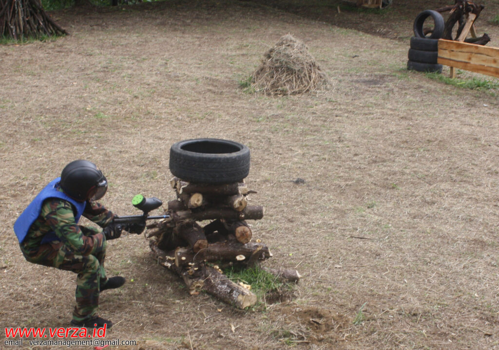 paintball puncak outbound