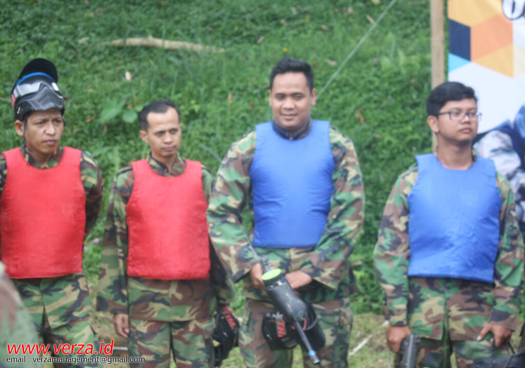 paintball outbound puncak